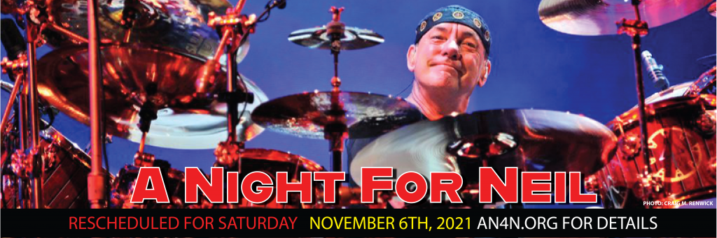 A Night For Neil Saturday, November 6th, 2021